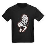 New zealand rugby Kids T-shirts (Dark)