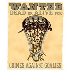 Lacrosse Wanted II Poster