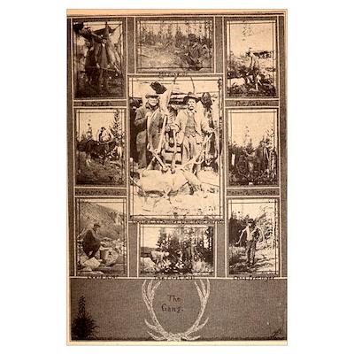 ELK GANG 1921 Poster