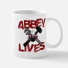 Abbey Lives! Mug