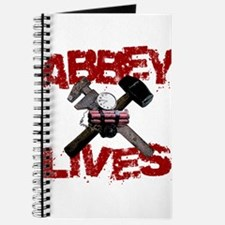 Abbey Lives! Journal