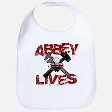 Abbey Lives! Bib