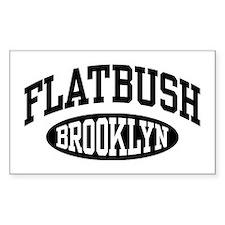 Flatbush Brooklyn Decal