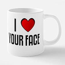 Your Face_kenyan.png 20 oz Ceramic Mega Mug