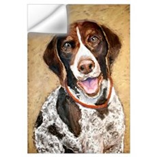 German Shorthaired Pointer Wall Decal