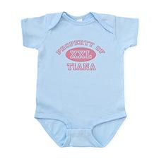 Property of Tiana Infant Bodysuit