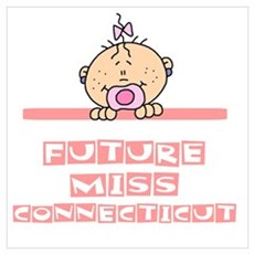 Future Miss Connecticut Poster