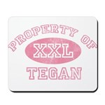 Property of Tegan Mousepad