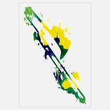 Paint Splat Trombone