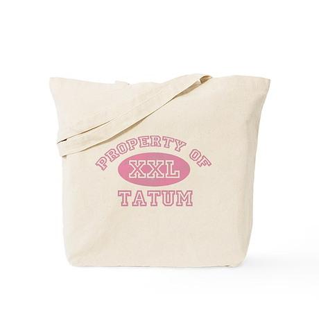 Property of Tatum Tote Bag
