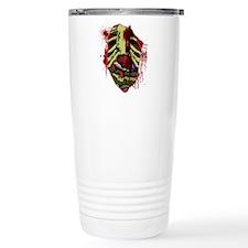 Zombie Chest Wound Travel Mug