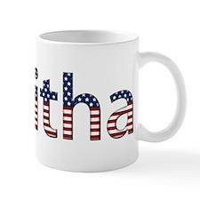 Tabitha Stars and Stripes Mug