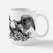 Eagle Art Illustration Mug