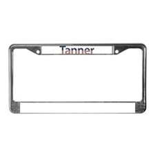 Tanner Stars and Stripes License Plate Frame