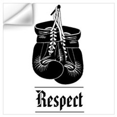 """Respect"" Wall Decal"