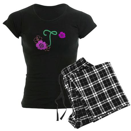T Women's Dark Pajamas