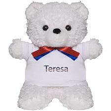 Teresa Stars and Stripes Teddy Bear