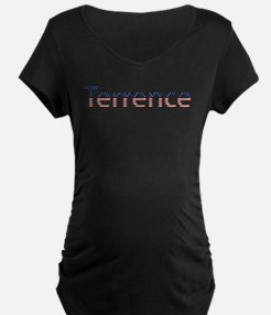 Terrence Stars and Stripes T-Shirt