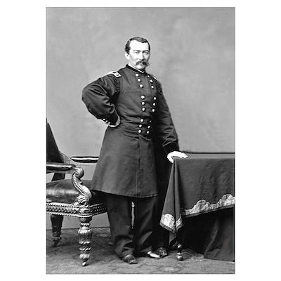 General Phil Sheridan Poster