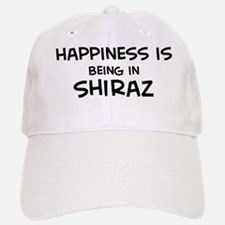 Happiness is Shiraz Baseball Baseball Cap