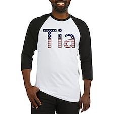 Tia Stars and Stripes Baseball Jersey