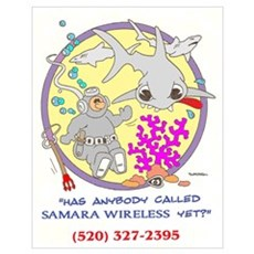 SAMARA WIRELESS II Poster