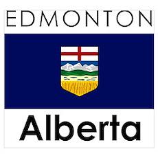 Edmonton Alberta Poster