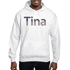 Tina Stars and Stripes Hoodie