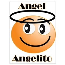 Angel / Angelito Poster