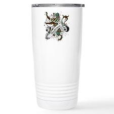 Anderson Tartan Lion Thermos Mug