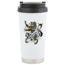 Anderson Tartan Lion Travel Mug