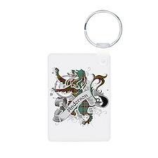 Anderson Tartan Lion Keychains