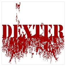 Blood Orange DEXTER Poster