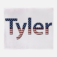 Tyler Stars and Stripes Throw Blanket