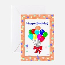Cute Verses birthday Greeting Card