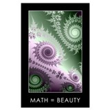 Algebra Wrapped Canvas Art