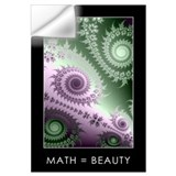 Algebra Wall Decals