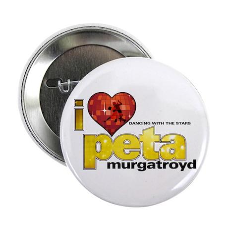 "I Heart Peta Murgatroyd 2.25"" Button"