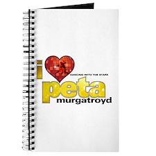 I Heart Peta Murgatroyd Journal