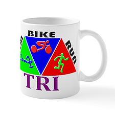 TRI Triathlon SBR Figs Mug