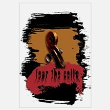 Orchestra strings Wall Art