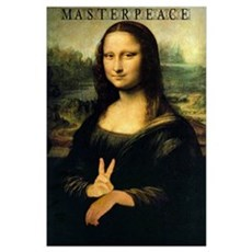 Masterpeace Poster