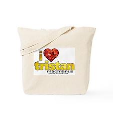 I Heart Tristan MacManus Tote Bag