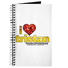 I Heart Tristan MacManus Journal