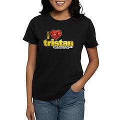 I Heart Tristan MacManus Tee