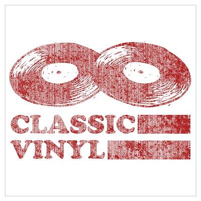 Classic Vinyl Poster