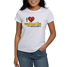 I Heart Valentin Chmerkovskiy Tee