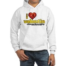 I Heart Valentin Chmerkovskiy Hoodie