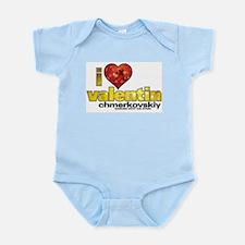 I Heart Valentin Chmerkovskiy Infant Bodysuit