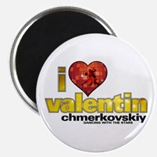 I Heart Valentin Chmerkovskiy Magnet